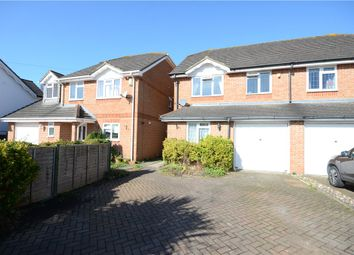 Thumbnail 4 bed semi-detached house for sale in Prospect Road, Farnborough, Hampshire