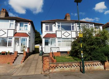 Thumbnail 4 bed semi-detached house for sale in High Meadow Road, Kings Norton, Birmingham