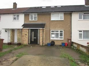 Thumbnail 4 bed terraced house for sale in Valley Way, Stevenage