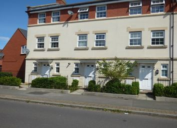 Thumbnail 3 bedroom terraced house to rent in Pioneer Road, Swindon
