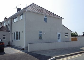 Thumbnail 3 bedroom terraced house to rent in Cavendish Road, Patchway, Bristol