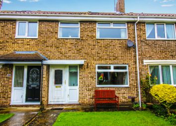 Thumbnail 3 bed terraced house for sale in Milbank Close, Hart, Hartlepool, Cleveland