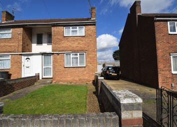 Thumbnail 2 bed semi-detached house for sale in Dallow Road, Luton