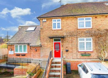 Thumbnail 4 bedroom semi-detached house for sale in Chigwell Lane, Loughton