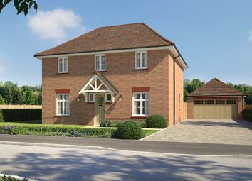 Thumbnail 4 bed detached house for sale in Sopwith Place, Waterlooville