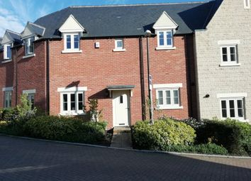 Thumbnail 3 bed terraced house for sale in Shilham Way, Cirencester