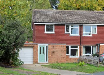 Thumbnail 3 bed semi-detached house for sale in Greenholme, Camberley