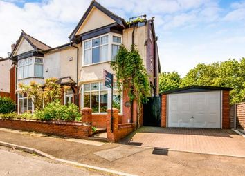 Thumbnail 3 bed semi-detached house for sale in Grange Road, Deane, Bolton, Greater Manchester