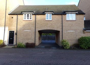 Thumbnail 2 bed town house for sale in Lady Jane Walk, Scraptoft, Leicester, Leicestershire