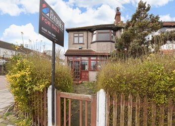 Thumbnail 3 bed semi-detached house for sale in Hawkhurst Road, London