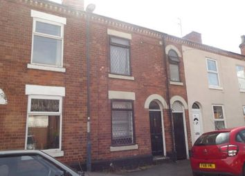 Thumbnail 3 bed terraced house for sale in Manchester Street, Derby, Derbyshire