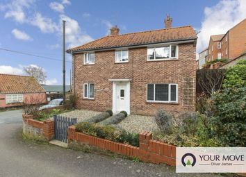 Thumbnail 3 bed detached house for sale in Puddingmoor, Beccles