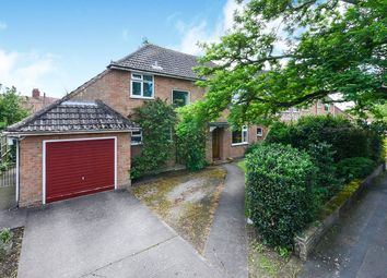 Thumbnail 4 bed detached house for sale in Westfield Road, Wigginton, York