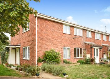 Thumbnail 3 bed end terrace house for sale in Carnation Way, Red Lodge, Bury St. Edmunds