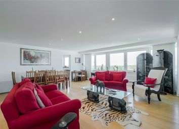 Thumbnail 2 bed flat for sale in Burghley House, Somerset Road, London