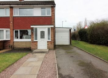 Thumbnail 3 bedroom semi-detached house for sale in Armstrong Drive, Walsall