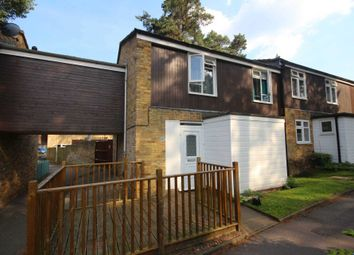 Thumbnail 3 bed end terrace house for sale in Bucklebury, Bracknell