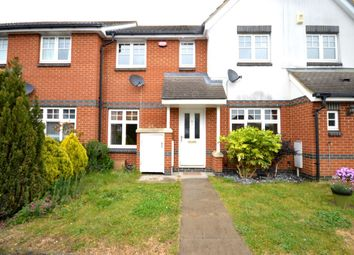 Thumbnail 2 bed terraced house to rent in Charles Babbage Close, Chessington