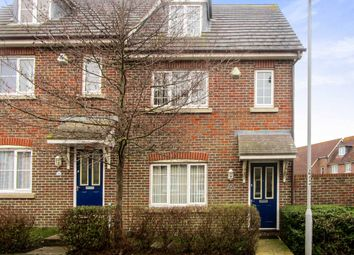 Thumbnail 3 bed town house for sale in Wedgwood Road, Weymouth