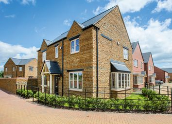 """Thumbnail 4 bedroom detached house for sale in """"The Arlington"""" at Bretch Hill, Banbury"""