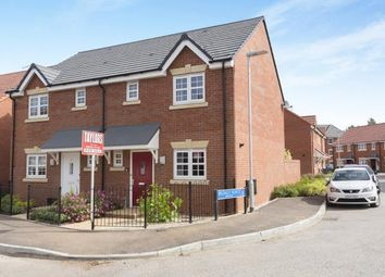 Thumbnail 3 bed semi-detached house for sale in Fauld Drive Kingsway, Quedgeley, Gloucester, Gloucestershire