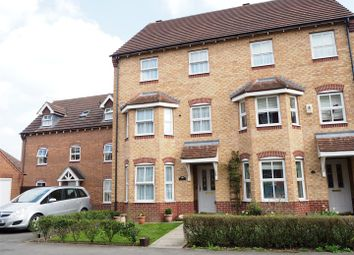Thumbnail 3 bed semi-detached house for sale in John Gold Avenue, Newark
