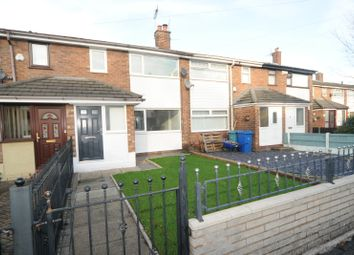 Thumbnail 3 bed terraced house to rent in Dover Road, Warrington