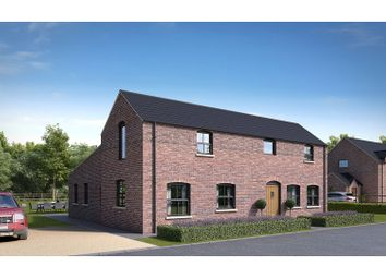 Thumbnail 4 bed detached house for sale in Cherry Lane, Rode Heath Cheshire