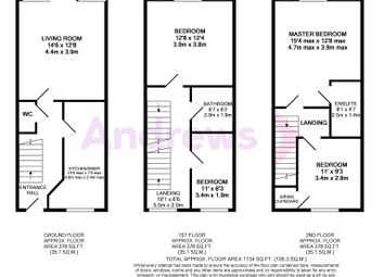 Thumbnail 4 bed semi-detached house to rent in Goose Bay Drive Kingsway, Quedgeley, Gloucester