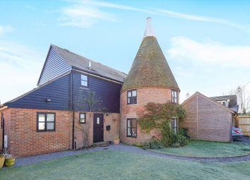 Thumbnail 3 bed detached house for sale in Fishers Road, Staplehurst, Tonbridge