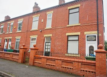 Thumbnail 3 bedroom end terrace house for sale in Courtfield Avenue, Manchester
