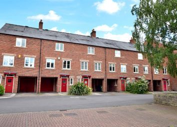 Thumbnail 3 bed town house for sale in Mill View, Belper