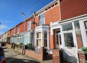Thumbnail 3 bedroom terraced house for sale in Mafeking Road, Southsea