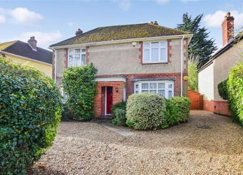Thumbnail 3 bed detached house for sale in Gudge Heath Lane, Fareham, Hampshire