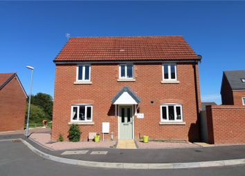 Thumbnail 3 bed detached house for sale in Bashkir Close, Moulden View, Swindon