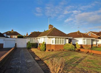 Thumbnail 2 bed detached bungalow for sale in Nutley Crescent, Goring-By-Sea, Worthing, West Sussex