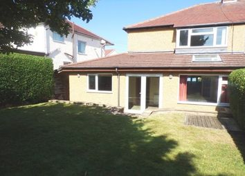 Thumbnail 3 bed semi-detached house to rent in Gleggside, Wirral