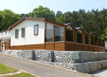 Thumbnail 2 bed mobile/park home for sale in Warren Bay Holiday Village, Watchet