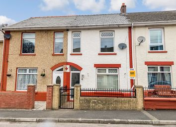 Thumbnail 2 bedroom terraced house for sale in Carne Street, Cwm