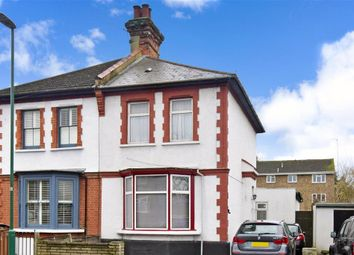 Thumbnail 4 bedroom semi-detached house for sale in Oakhill Road, Sutton, Surrey