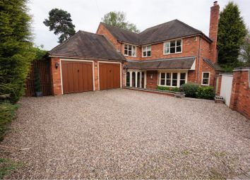 Thumbnail 4 bed detached house for sale in Morningside, Sutton Coldfield