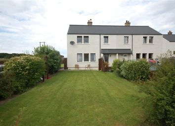 Thumbnail 3 bed semi-detached house for sale in Station Road, Garmouth, Fochabers