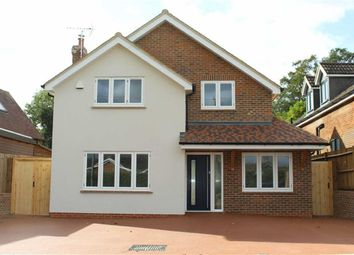 Thumbnail 4 bed detached house for sale in St Albans Rd, Codicote, Welwyn