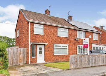 Thumbnail 3 bed semi-detached house for sale in Braemar Road, Billingham