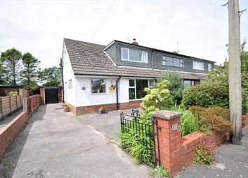 Thumbnail 3 bed semi-detached bungalow for sale in Paddington Avenue, St Michaels, Preston, Lancashire