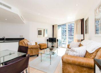 Thumbnail 1 bed flat to rent in Chelsea Bridge Wharf, Battersea