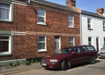 Thumbnail 2 bedroom terraced house to rent in Cecil Road, St Thomas, Exeter