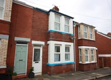 Thumbnail 4 bed terraced house to rent in Normandy Road, Exeter