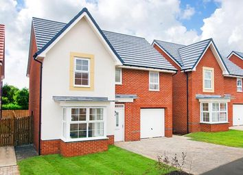 "Thumbnail 4 bedroom detached house for sale in ""Somerton"" at Green Lane, Yarm"