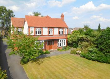 Thumbnail 5 bed detached house for sale in Main Road, Wybunbury, Nantwich